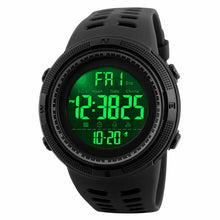 Load image into Gallery viewer, Men's Sport Watch -  Mens Army Watch - Men's Military Watch - Military Watches for Men