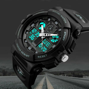 Men's Military Tactical Sport's Watch - Mens Trendy Watch - Military Watches for Men