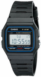 Casio Watch - Men's Classic Casio Watch - Mens Black Watch