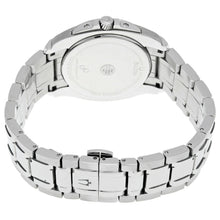 Load image into Gallery viewer, White Women's Watch - Dial Ceramic Two-Tone Bracelet Watch - Bulova