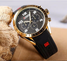 Load image into Gallery viewer, Men's Luxury Watch - Men's Sports Watch - Mens Military Watch