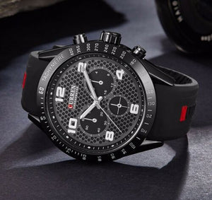 Men's Luxury Watch - Men's Sports Watch - Mens Military Watch