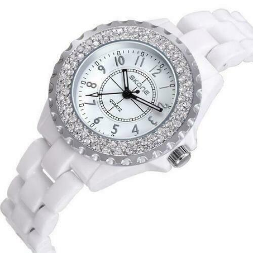 Women's Waterproof Watch - Womens Vintage Rhinestone Watch - Womens Rhinestone Watch
