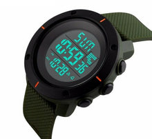 Load image into Gallery viewer, Fashion Men's Watches - Waterproof Men's Watch - Mens Military Watch - Men Sports Watch