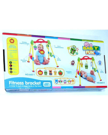 Fitness bracket baby fun