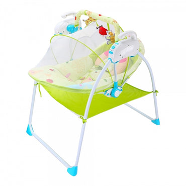 Baby cradle multi-function