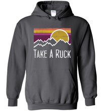 Load image into Gallery viewer, Take A Ruck Hoodie in Charcoal