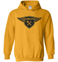 Load image into Gallery viewer, Father Elite Hoodie in Gold