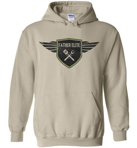 Father Elite Hoodie in Sand