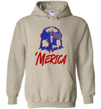Load image into Gallery viewer, Slick Merica Eagle Hoodie
