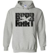 Load image into Gallery viewer, A-10 Warthog BRRRRT Hoodie in Sports Grey
