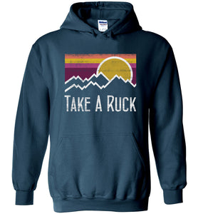 Take A Ruck Hoodie in Legion Blue