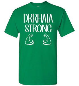 House of Drrhata T-Shirt in Turf Green