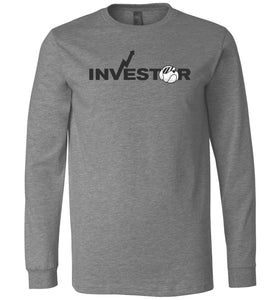 Hoge Investor - Long Sleeve T-Shirt