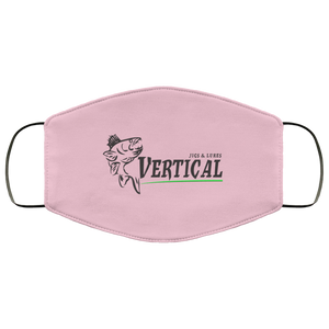 Vertical Jigs Face Mask in Pink