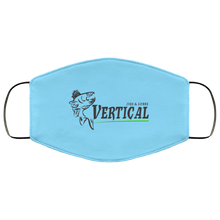 Load image into Gallery viewer, Vertical Jigs Face Mask in Columbia Blue