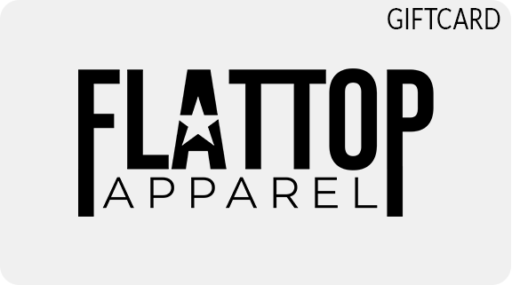 Flat Top Apparel Gift Card