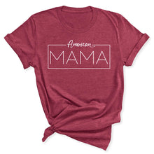 Load image into Gallery viewer, American Mama Women's T-Shirt in Heather Raspberry