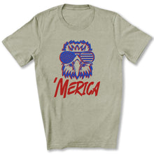 Load image into Gallery viewer, Spiked Merica Eagle T-Shirt