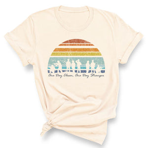 One Day Closer Women's T-Shirt in Soft Cream