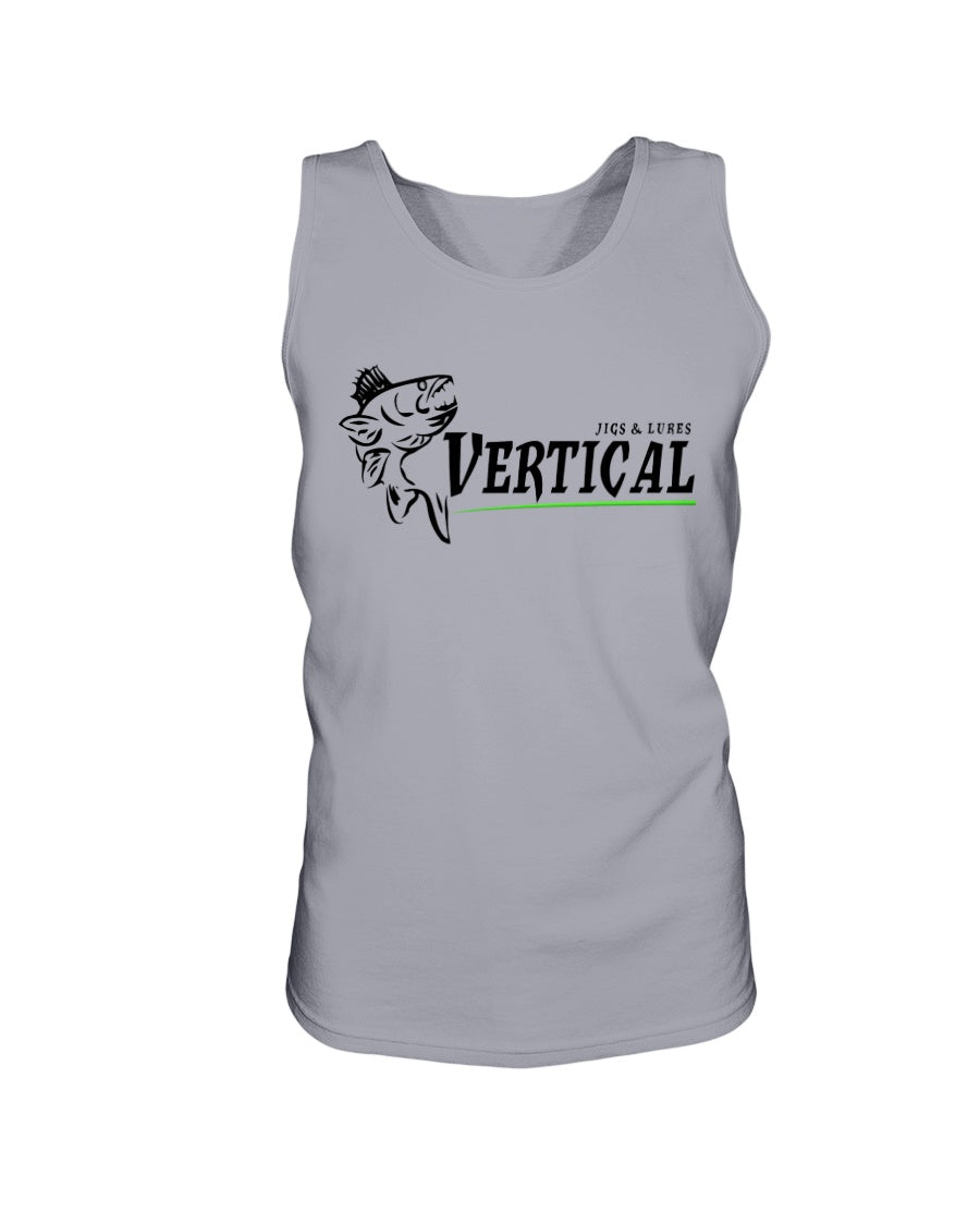 Vertical Jigs and Lures Bro Tank in Sports Grey