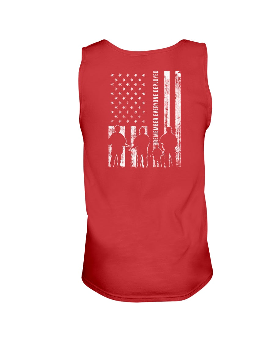 Remember Everyone Deployed RED Bro Tank in Red