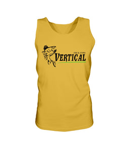 Vertical Jigs and Lures Bro Tank in Gold