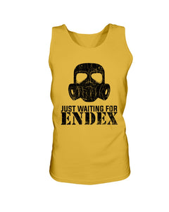 Just Waiting For ENDEX Bro Tank in Gold