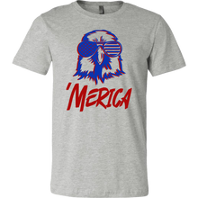Load image into Gallery viewer, Patriotic Merica Eagle T-Shirt Combo