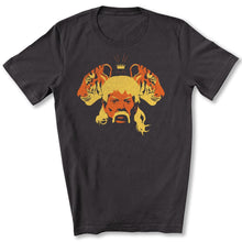Load image into Gallery viewer, The Tiger King T-Shirt in Dark Gray