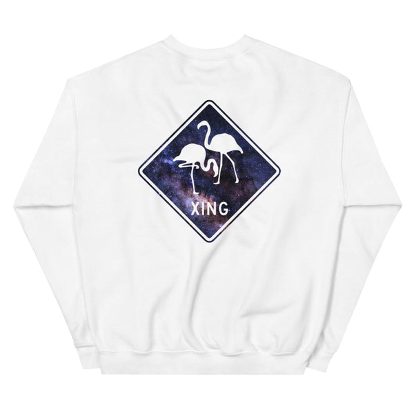 GOOD VIBES XING SWEATSHIRT