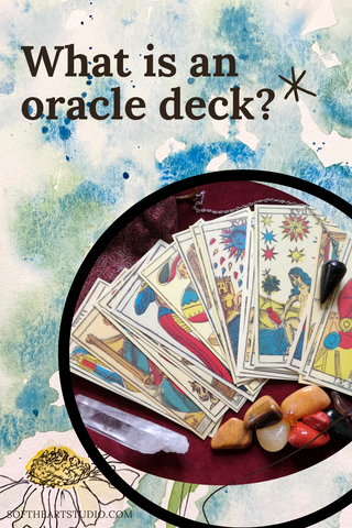 What is an oracle deck?