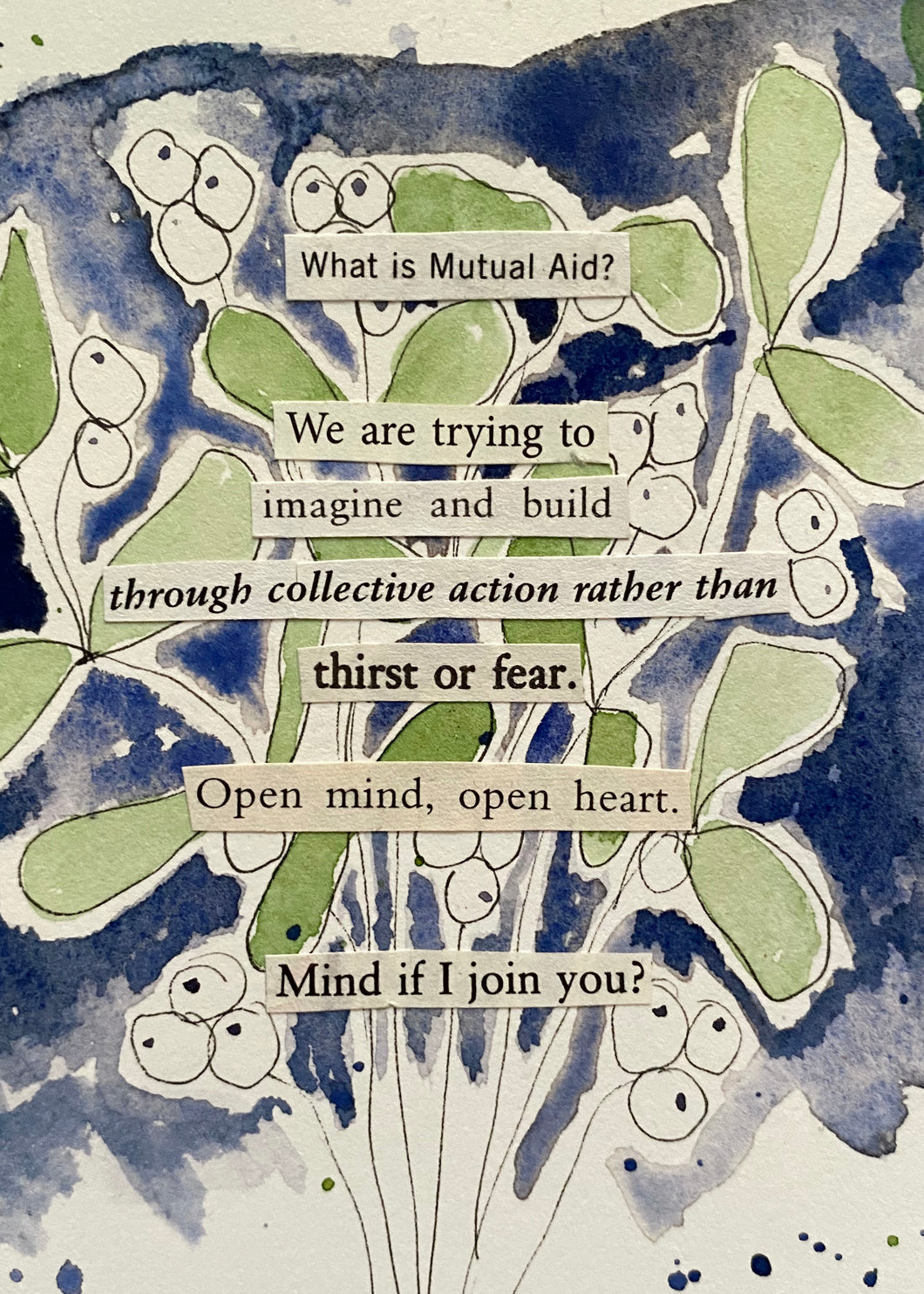 What is Mutual Aid - Postcard - 4
