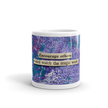 Load image into Gallery viewer, encourage others - ceramic mug