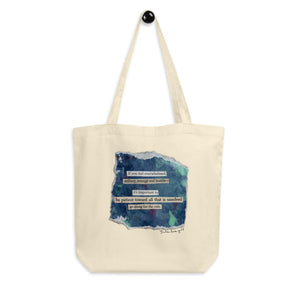 go along for the ride - tote