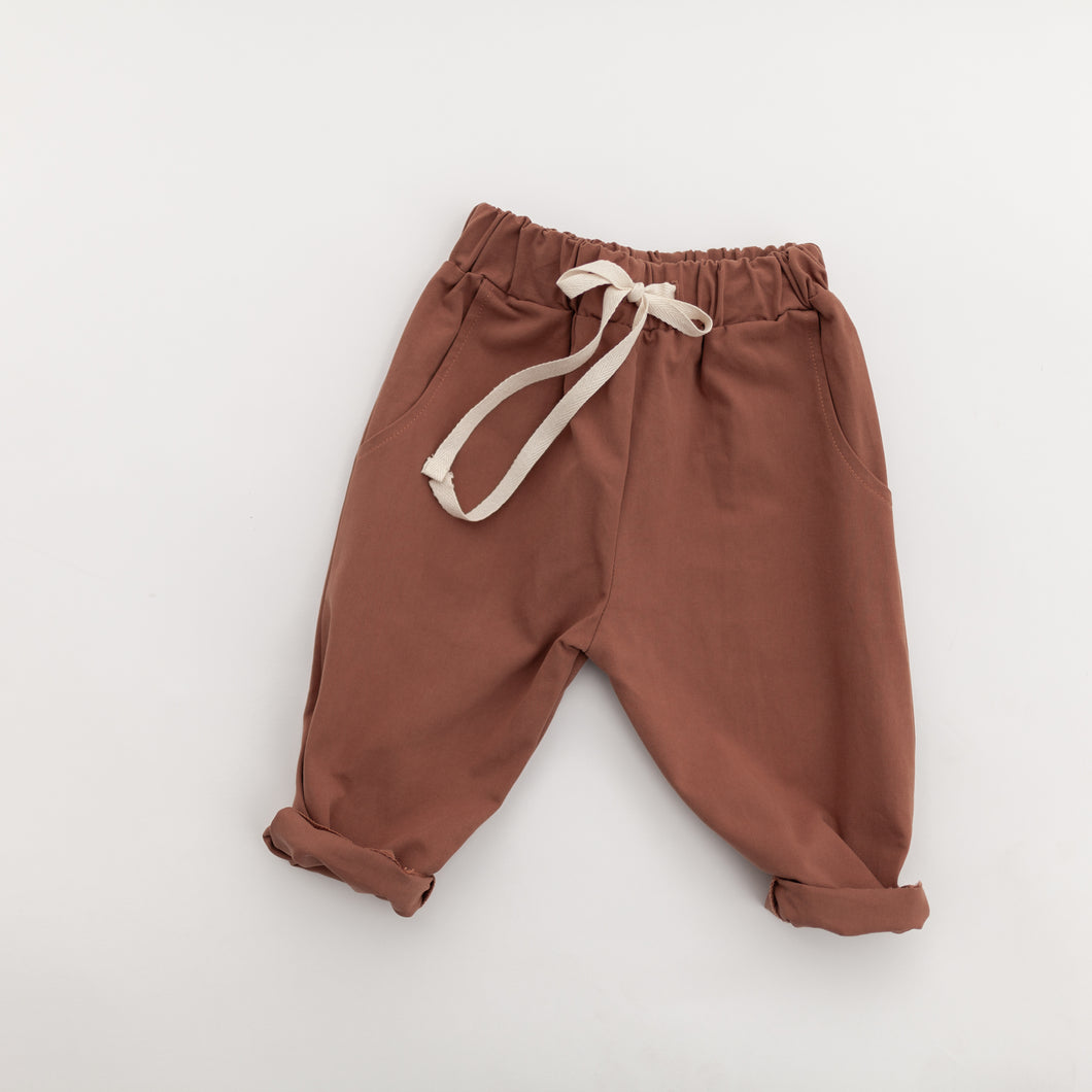 Pantalon paddington chinos