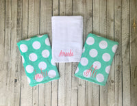 Monogrammed Beach Towels, Custom Beach Towel, Bridesmaid Gifts, Beach Towels, Personalized Gifts, Corporate Gifts, Destination Wedding - PoshBoutiqueInc