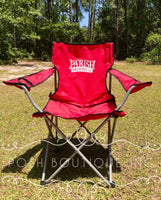 Custom folding Chair, Personalized Chair, Groomsman Gift, Camping Chair, Concert chair, Business Gifts, Personalized Chair - PoshBoutiqueInc