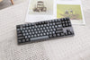 Durgod Taurus K320 TKL Mechanical Gaming Keyboard - 87 Keys - Double Shot PBT