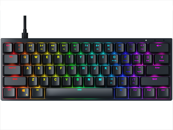 Durgod x HK -  Venus 60% -  Mechanical Gaming Keyboard