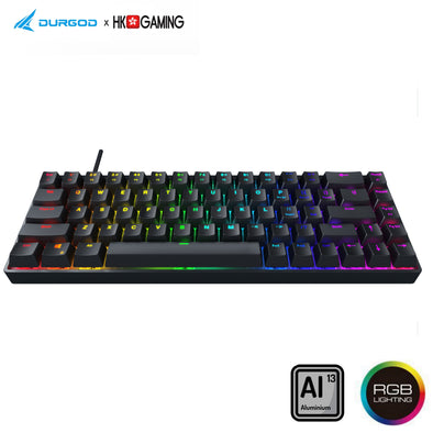 Durgod x HK -  Hades 68 -  Mechanical Gaming Keyboard