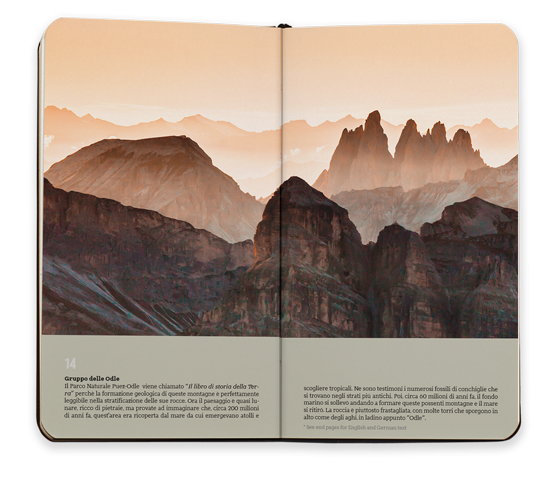 Dolomiti Visual Notebook 1