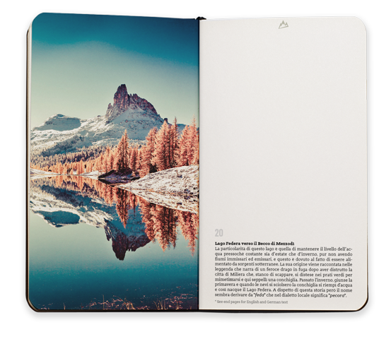 Dolomiti Visual Notebook 3
