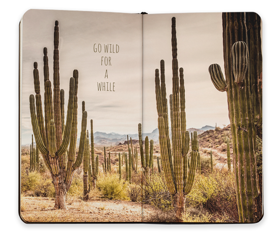 Go Wild For A Wild Visual Notebook 3