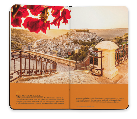 Sicilia Visual Notebook 4