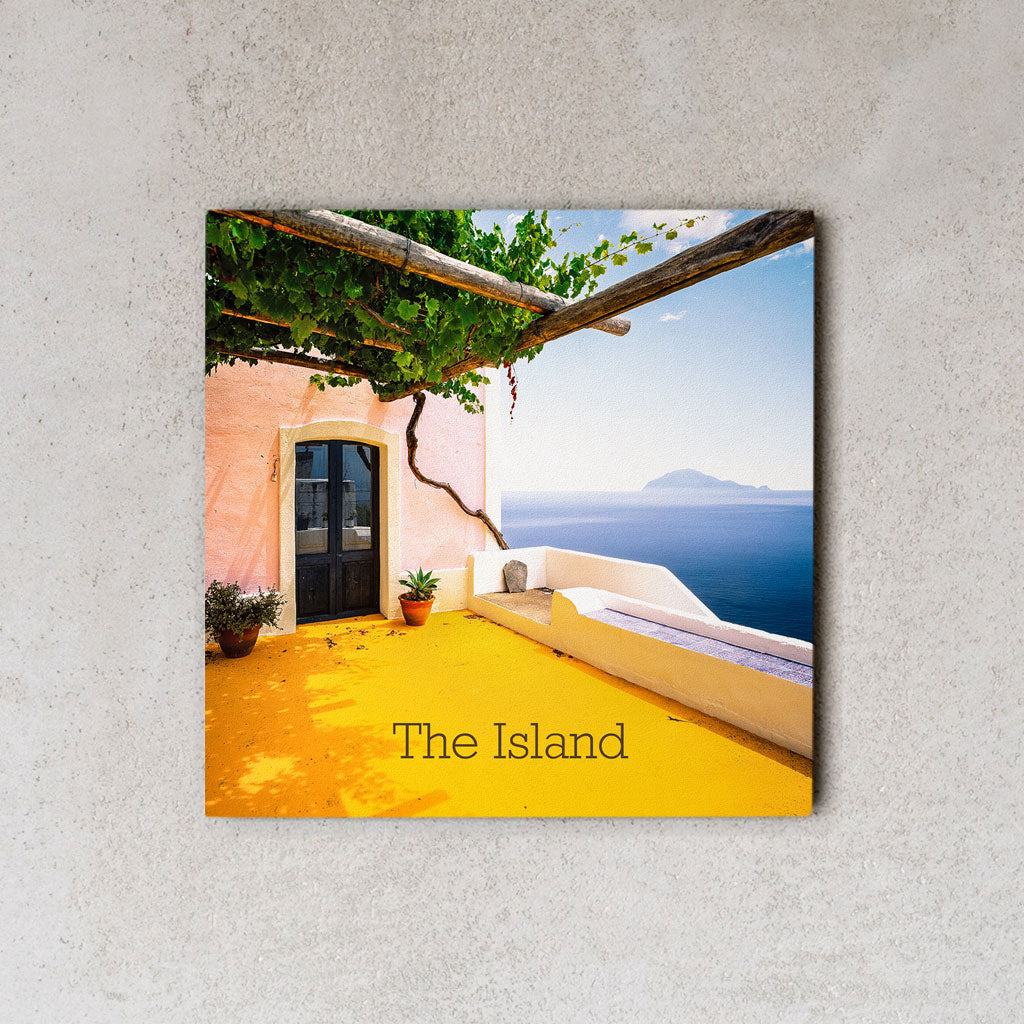 MiniWall The Island, Alicudi | Simebooks