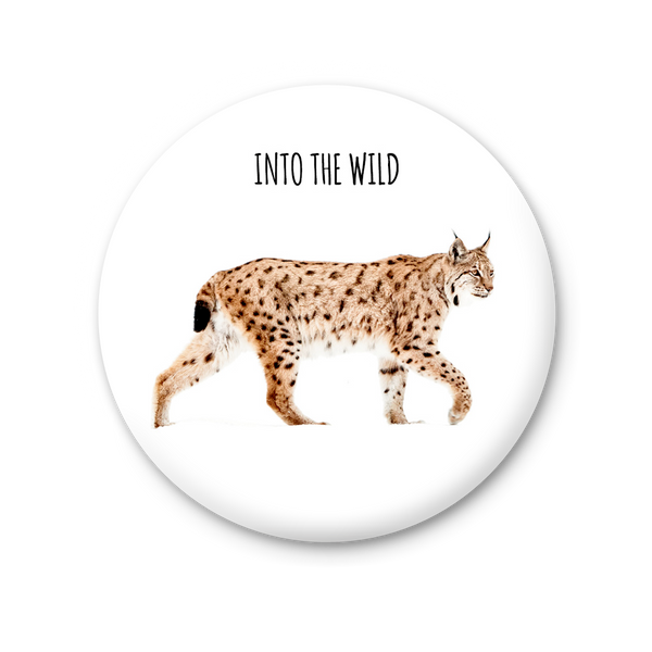Round Magnet - Into the wild
