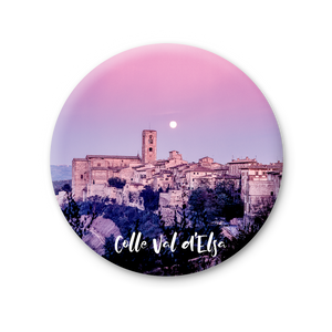 Round Magnet - Colle Val d'Elsa