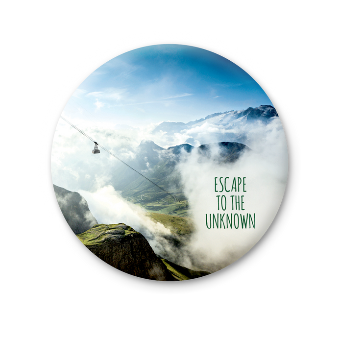 Magnete Rotondo - Escape to the Unknown