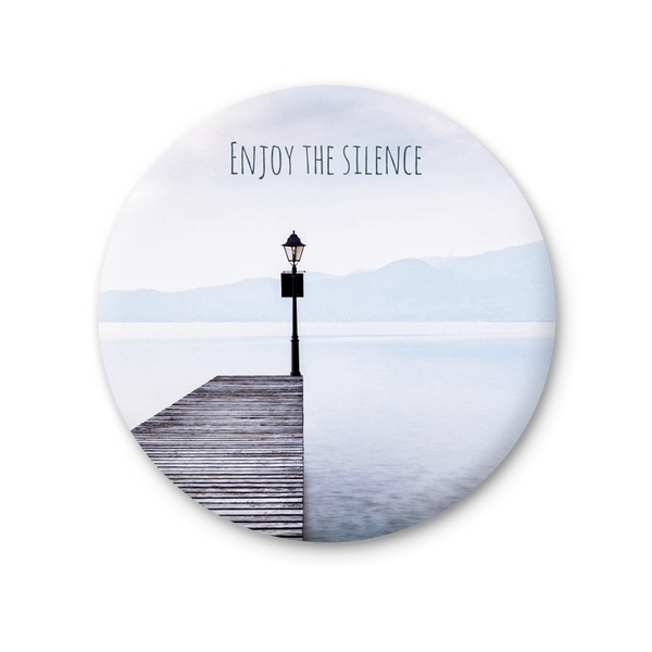 Magnete Rotondo - Enjoy the silence